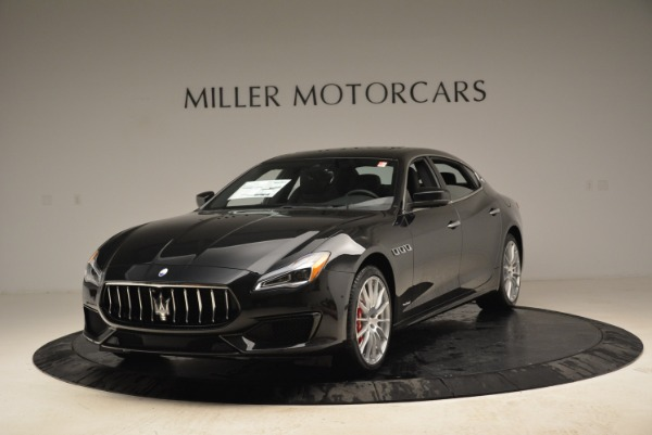 New 2018 Maserati Quattroporte S Q4 Gransport for sale Sold at Pagani of Greenwich in Greenwich CT 06830 2