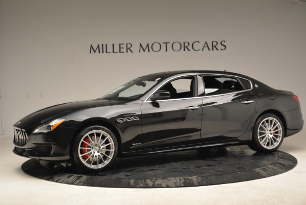 New 2018 Maserati Quattroporte S Q4 Gransport for sale Sold at Pagani of Greenwich in Greenwich CT 06830 4