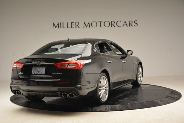 New 2018 Maserati Quattroporte S Q4 Gransport for sale Sold at Pagani of Greenwich in Greenwich CT 06830 9