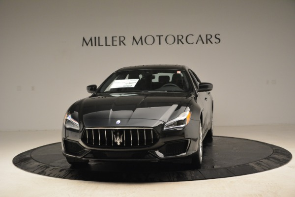 New 2018 Maserati Quattroporte S Q4 Gransport for sale Sold at Pagani of Greenwich in Greenwich CT 06830 1