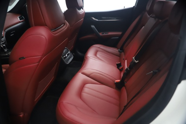 Used 2018 Maserati Ghibli S Q4 GranSport for sale Call for price at Pagani of Greenwich in Greenwich CT 06830 19