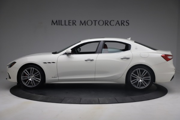 Used 2018 Maserati Ghibli S Q4 GranSport for sale Call for price at Pagani of Greenwich in Greenwich CT 06830 3