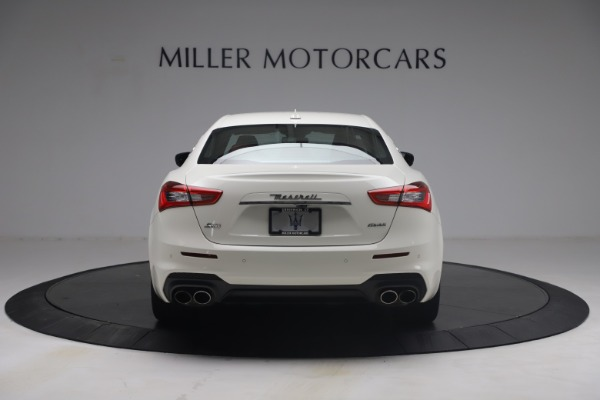 Used 2018 Maserati Ghibli S Q4 GranSport for sale Call for price at Pagani of Greenwich in Greenwich CT 06830 6