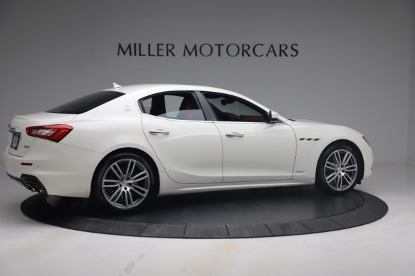 Used 2018 Maserati Ghibli S Q4 GranSport for sale Call for price at Pagani of Greenwich in Greenwich CT 06830 8