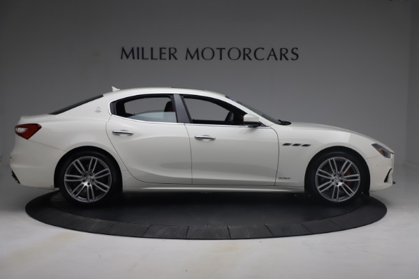 Used 2018 Maserati Ghibli S Q4 GranSport for sale Call for price at Pagani of Greenwich in Greenwich CT 06830 9