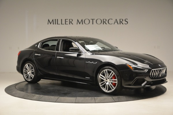 New 2018 Maserati Ghibli S Q4 GranSport for sale Sold at Pagani of Greenwich in Greenwich CT 06830 10
