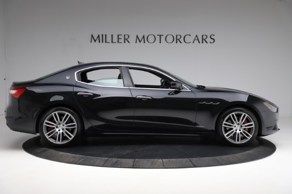Used 2018 Maserati Ghibli S Q4 Gransport for sale $55,900 at Pagani of Greenwich in Greenwich CT 06830 10