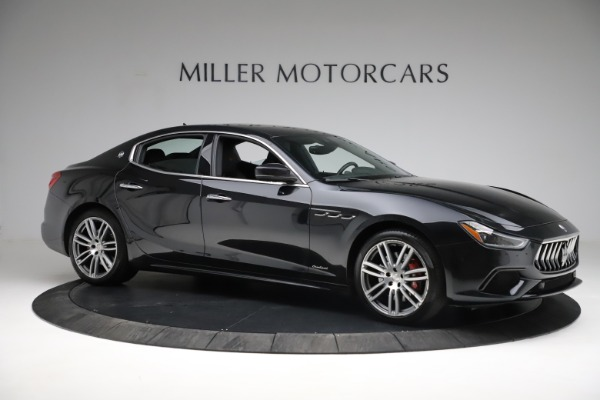 Used 2018 Maserati Ghibli S Q4 Gransport for sale $55,900 at Pagani of Greenwich in Greenwich CT 06830 11