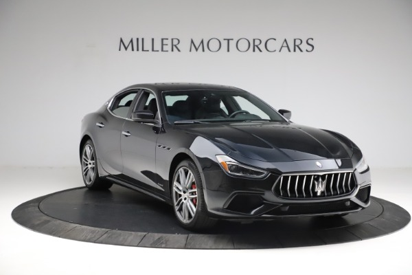 Used 2018 Maserati Ghibli S Q4 Gransport for sale $55,900 at Pagani of Greenwich in Greenwich CT 06830 12
