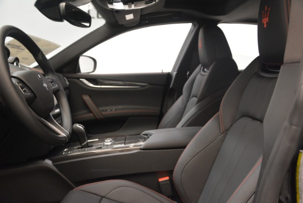 Used 2018 Maserati Ghibli S Q4 Gransport for sale $55,900 at Pagani of Greenwich in Greenwich CT 06830 15