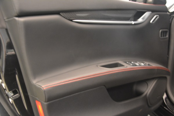 Used 2018 Maserati Ghibli S Q4 Gransport for sale $55,900 at Pagani of Greenwich in Greenwich CT 06830 17