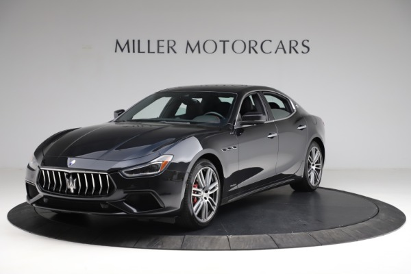Used 2018 Maserati Ghibli S Q4 Gransport for sale $55,900 at Pagani of Greenwich in Greenwich CT 06830 2