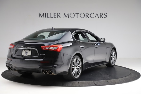 Used 2018 Maserati Ghibli S Q4 Gransport for sale $55,900 at Pagani of Greenwich in Greenwich CT 06830 8