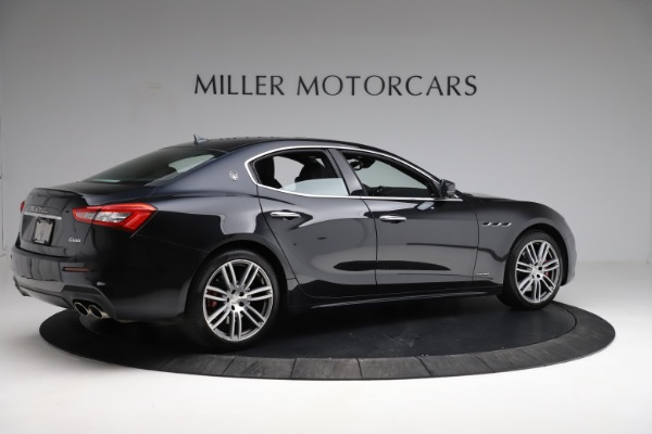 Used 2018 Maserati Ghibli S Q4 Gransport for sale $55,900 at Pagani of Greenwich in Greenwich CT 06830 9