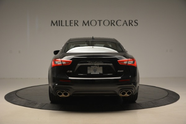New 2018 Maserati Ghibli S Q4 Gransport for sale Sold at Pagani of Greenwich in Greenwich CT 06830 6