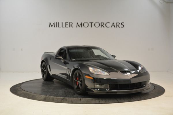 Used 2012 Chevrolet Corvette Z16 Grand Sport for sale Sold at Pagani of Greenwich in Greenwich CT 06830 11