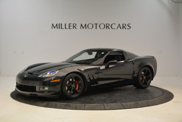 Used 2012 Chevrolet Corvette Z16 Grand Sport for sale Sold at Pagani of Greenwich in Greenwich CT 06830 2