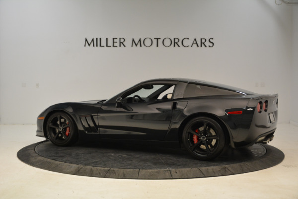 Used 2012 Chevrolet Corvette Z16 Grand Sport for sale Sold at Pagani of Greenwich in Greenwich CT 06830 4