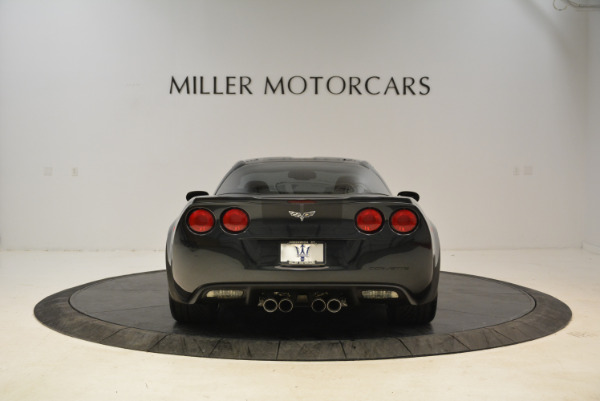 Used 2012 Chevrolet Corvette Z16 Grand Sport for sale Sold at Pagani of Greenwich in Greenwich CT 06830 6