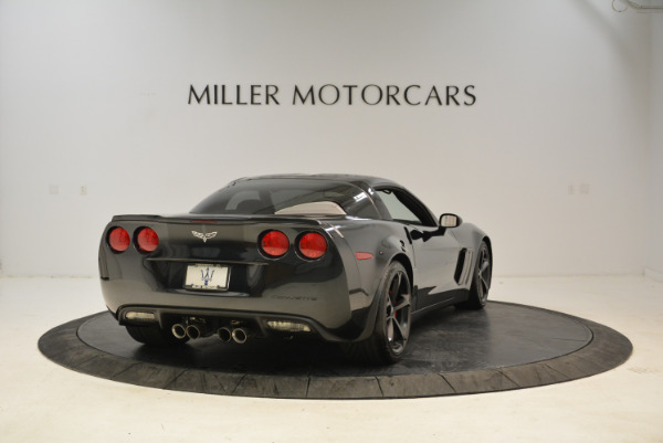 Used 2012 Chevrolet Corvette Z16 Grand Sport for sale Sold at Pagani of Greenwich in Greenwich CT 06830 7