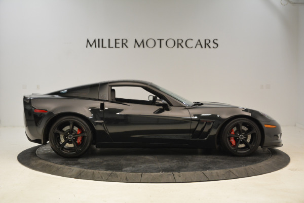Used 2012 Chevrolet Corvette Z16 Grand Sport for sale Sold at Pagani of Greenwich in Greenwich CT 06830 9