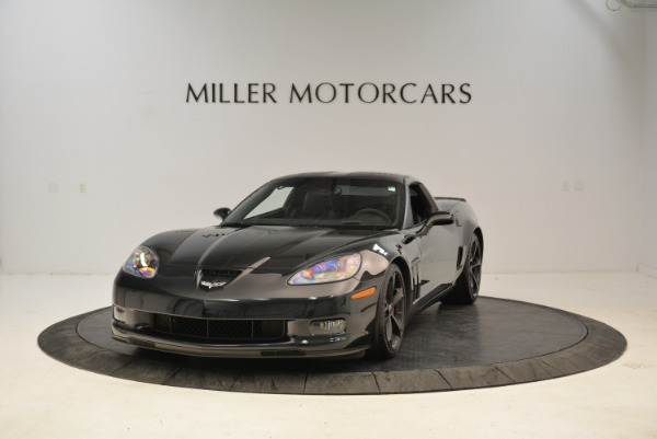 Used 2012 Chevrolet Corvette Z16 Grand Sport for sale Sold at Pagani of Greenwich in Greenwich CT 06830 1