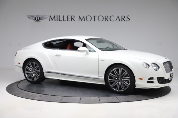 Used 2015 Bentley Continental GT Speed for sale $109,900 at Pagani of Greenwich in Greenwich CT 06830 10