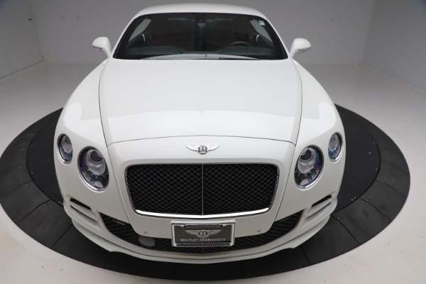Used 2015 Bentley Continental GT Speed for sale Sold at Pagani of Greenwich in Greenwich CT 06830 13