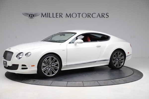 Used 2015 Bentley Continental GT Speed for sale $109,900 at Pagani of Greenwich in Greenwich CT 06830 2
