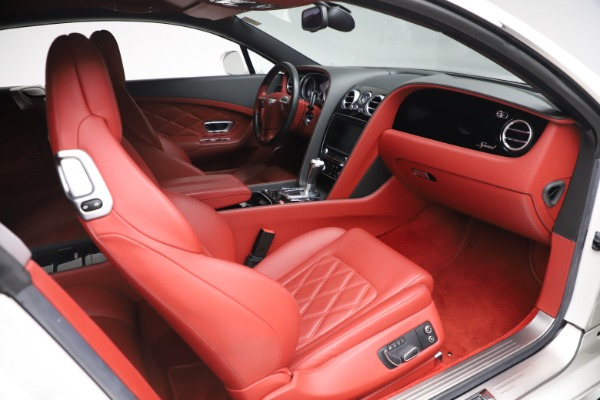 Used 2015 Bentley Continental GT Speed for sale $109,900 at Pagani of Greenwich in Greenwich CT 06830 21