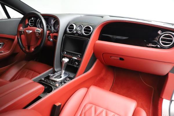 Used 2015 Bentley Continental GT Speed for sale Sold at Pagani of Greenwich in Greenwich CT 06830 25