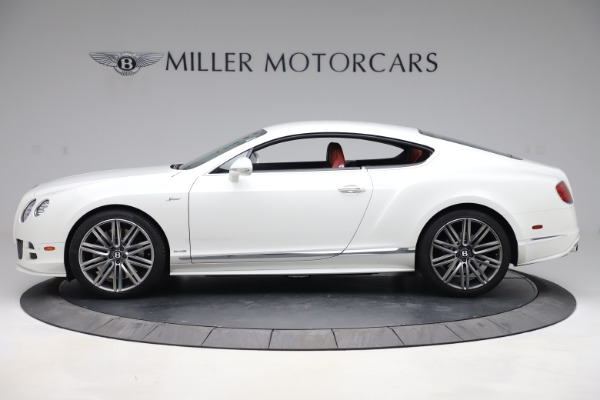 Used 2015 Bentley Continental GT Speed for sale $109,900 at Pagani of Greenwich in Greenwich CT 06830 3