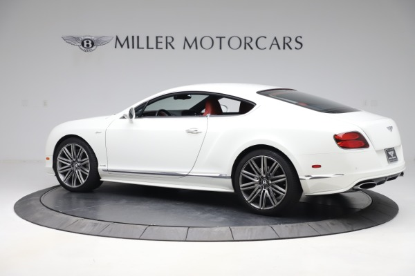 Used 2015 Bentley Continental GT Speed for sale $109,900 at Pagani of Greenwich in Greenwich CT 06830 4