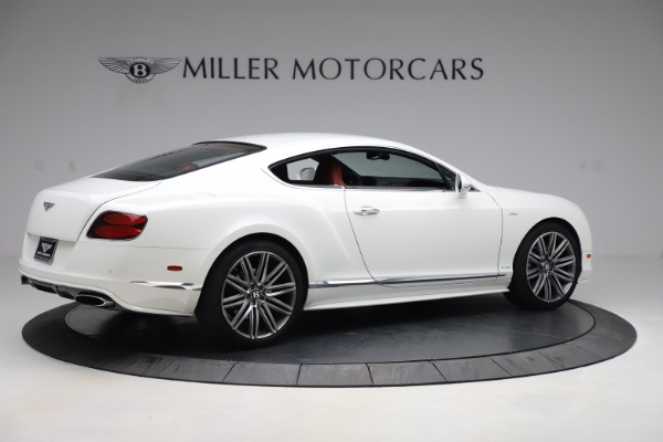 Used 2015 Bentley Continental GT Speed for sale $109,900 at Pagani of Greenwich in Greenwich CT 06830 8