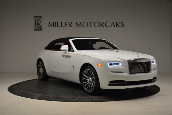 New 2018 Rolls-Royce Dawn for sale Sold at Pagani of Greenwich in Greenwich CT 06830 23