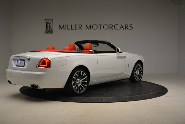New 2018 Rolls-Royce Dawn for sale Sold at Pagani of Greenwich in Greenwich CT 06830 8