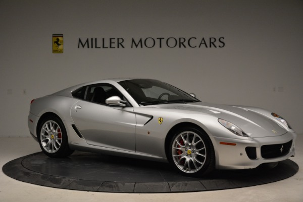 Used 2010 Ferrari 599 GTB Fiorano for sale Sold at Pagani of Greenwich in Greenwich CT 06830 10