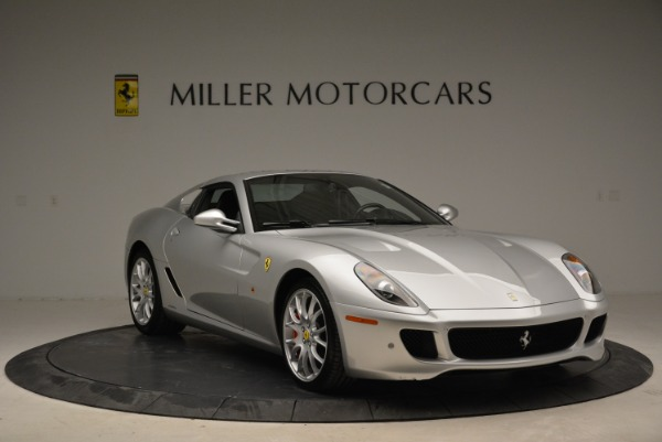 Used 2010 Ferrari 599 GTB Fiorano for sale Sold at Pagani of Greenwich in Greenwich CT 06830 11