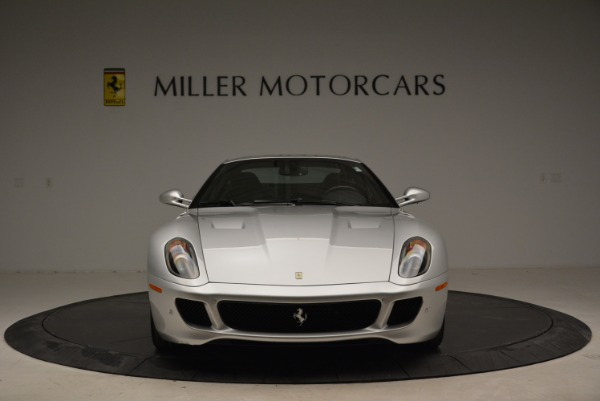 Used 2010 Ferrari 599 GTB Fiorano for sale Sold at Pagani of Greenwich in Greenwich CT 06830 12