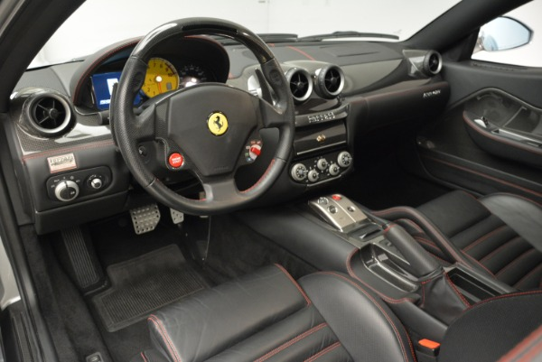 Used 2010 Ferrari 599 GTB Fiorano for sale Sold at Pagani of Greenwich in Greenwich CT 06830 13