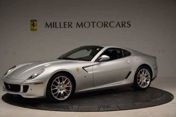Used 2010 Ferrari 599 GTB Fiorano for sale Sold at Pagani of Greenwich in Greenwich CT 06830 2