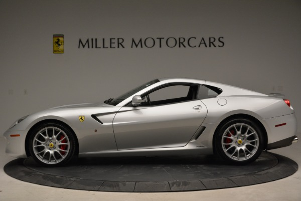 Used 2010 Ferrari 599 GTB Fiorano for sale Sold at Pagani of Greenwich in Greenwich CT 06830 3