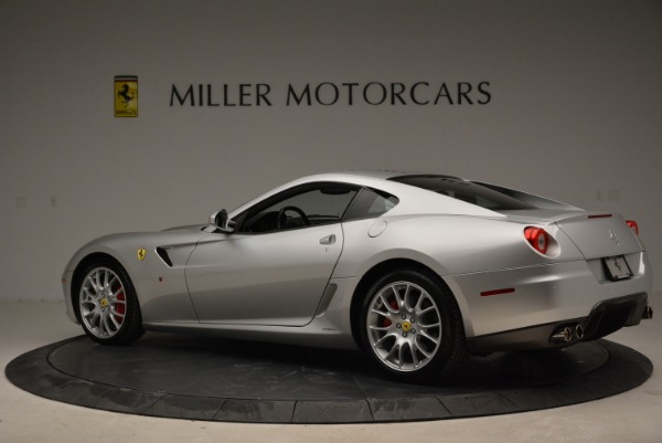 Used 2010 Ferrari 599 GTB Fiorano for sale Sold at Pagani of Greenwich in Greenwich CT 06830 4