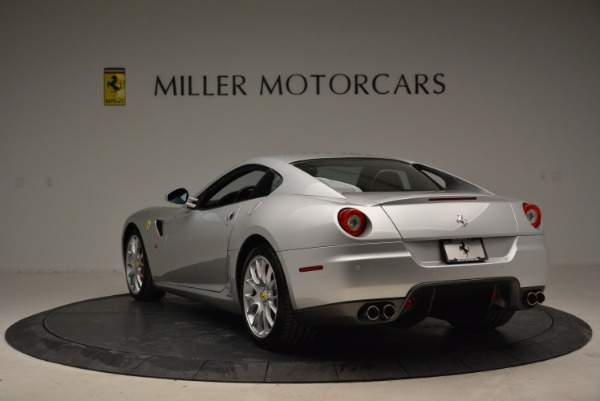 Used 2010 Ferrari 599 GTB Fiorano for sale Sold at Pagani of Greenwich in Greenwich CT 06830 5