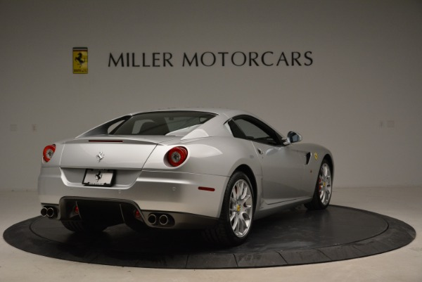 Used 2010 Ferrari 599 GTB Fiorano for sale Sold at Pagani of Greenwich in Greenwich CT 06830 7
