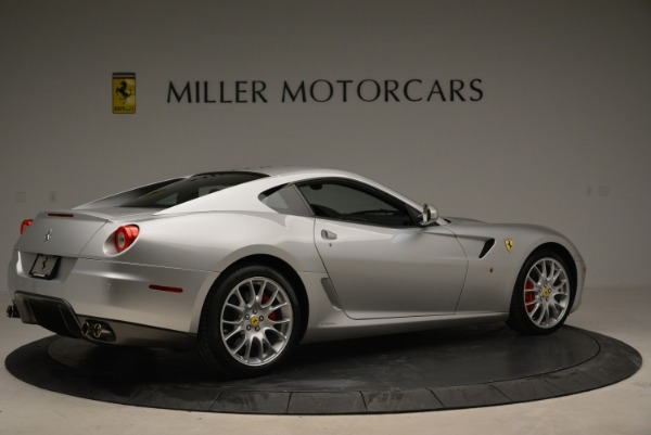 Used 2010 Ferrari 599 GTB Fiorano for sale Sold at Pagani of Greenwich in Greenwich CT 06830 8
