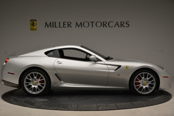 Used 2010 Ferrari 599 GTB Fiorano for sale Sold at Pagani of Greenwich in Greenwich CT 06830 9