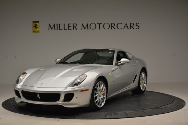 Used 2010 Ferrari 599 GTB Fiorano for sale Sold at Pagani of Greenwich in Greenwich CT 06830 1