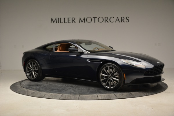 New 2018 Aston Martin DB11 V8 for sale Sold at Pagani of Greenwich in Greenwich CT 06830 10