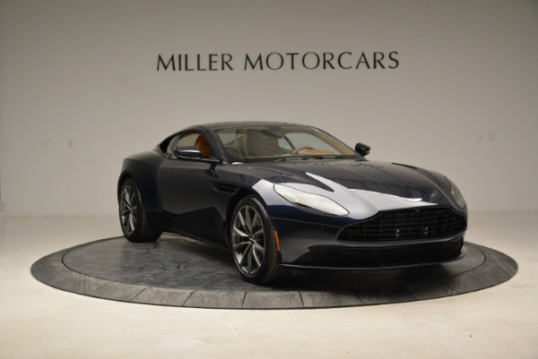 New 2018 Aston Martin DB11 V8 for sale Sold at Pagani of Greenwich in Greenwich CT 06830 11